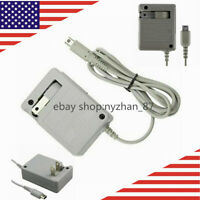 Nintendo Power Supply Charger Adapter Cord Fit  2DS XL 3DS NDSi DSi Travel Home