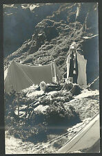 Foto antigua de la Santa Misa andachtsbild santino holy card santini