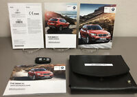 2013 BMW X1 sDrive28i xDrive28i xDrive35i OEM Owner's Manual Set w/Bonus Key FOB