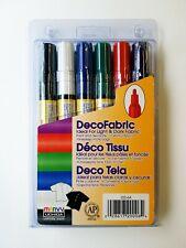 Marvy Uchida decofabric marcador set (6) principal