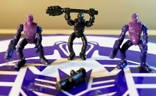 WAR PLANETS SHADOW RAIDERS EVIL REMORA SUPERMOON FIGURE PART LOT TRENDMASTERS