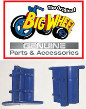 """Replacement Set of 2 Inserts for The Original Big Wheel 16"""" Trike - Blue"""