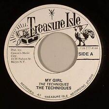 The Techniques-My Girl (Treasure Isle) 1968