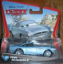 Disney*Pixar Cars 2 Finn McMissile #2 -New