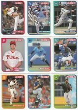 2020 Topps Total Baseball - Wave 6 (#501-600) - Pick Your Card