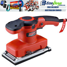 MPT Electric Sander 1/3 Sheet 320 Watt Commercial Orbital Detail