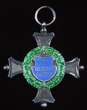 German Germany WW1 Bavarian 40 Years Long Service 1 Class Cross Medal Order