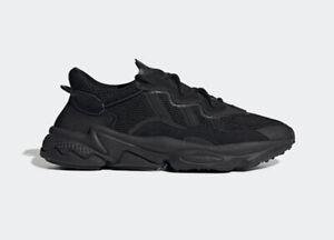 adidas Originals Ozweego Black Men's Lifestyle Sneakers running EE6999