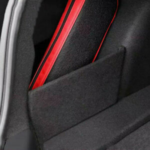 Car Interior Trunk Partition Tail Box Storage One Side For Tesla Model 3 18-19