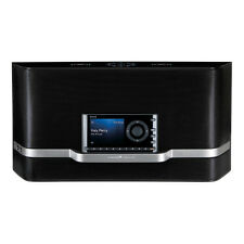 Sirius XM Radio Starmate 8 Boombox Portable Speaker Dock Remote ,Antenna,Charger