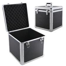 Cajas, bastidores y bolsas de vinilo para equipos de DJ y espectáculos