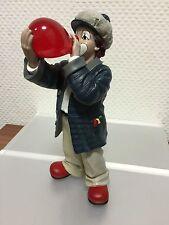 "Gilde Clown "" Pustefix "" 21,5 cm. Top Zustand !!"