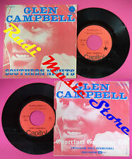 LP 45 7'' GLEN CAMPBELL Southern nights William tell ouverture 1977 no cd mc dvd