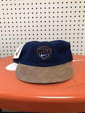 Vintage Deadstock 90s Nike Hat Wool Leather Nwt Nike Air