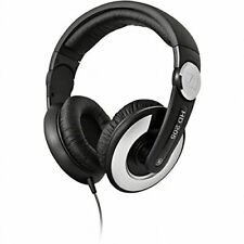 New Sennheiser Stereo Hd 205 Headphone Closed Back Around Over-Ear Headphone
