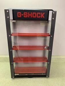 Casio G Shock Rotating Display Case