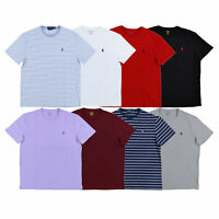 Polo Ralph Lauren Mens T-Shirt Short Sleeve Crew Neck Tee Shirt S M L Xl Xxl New