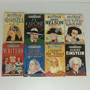 Dead Famous 8 Book Bundle, Book Set