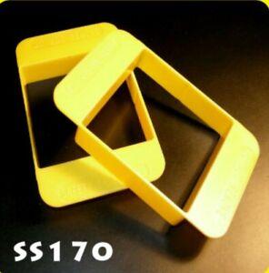 Sockitz Safetyshield Disposable 1 Gang 15mm (not yoozy box) x 10no