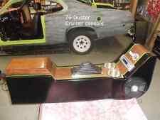 Mopar Dodge Plymouth Challenger Roadrunner center console # 6