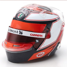 Spark Models 5HF022 1/5 Scale 2019 Kimi Raikkonen Alfa Romeo F1 Model Helmet