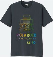 Polaroid Sx-70  UNIQLO Shirt