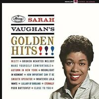 Sarah Vaughan - Golden Hits [New Vinyl LP]