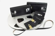 VHS, Hi8, mini dv, 8mm, Film Transfers, Film To DVD, Low Pricing, High Quality!