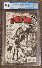 CGC 9.6 + PETER PARKER: SPECTACULAR SPIDER-MAN #1 - 2017