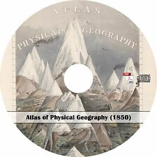 Plat Maps Book on CD New Brunswick 1875 Atlas of Saint John City /& County