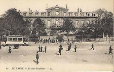 Le Havre   la sous prefecture 76  tramway