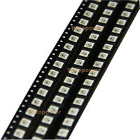 200PC WS2812B LED Chip Built-in 5050 RGB LED SMD Light Individual Addressable