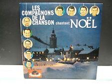 LES COMPAGNONS DE LA CHANSON chantent Noel Douce nuit 27065