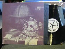 """Current 93 vinyl 12"""" Red Face of God Mal088 RARE 1988 orig coil nurse with wound"""