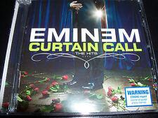 Eminem Curtain Call The Hits Best Of Greatest Hits (Australia) CD - New