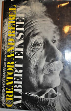 CREATOR AND REBEL ALBERT EINSTEIN BY BANESH HOFFMAN *INSCRIBED*FIRST ED*