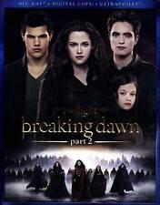 The Twilight Saga: Breaking Dawn - Part 2 (Blu-ray Disc, 2013)