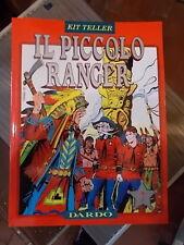 KIT TELLER IL PICCOLO RANGER VOLUME 7 - DARDO 1995 FUMETTI