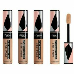 L'OREAL Infaillible More Than Concealer 11ml SEALED - various shades