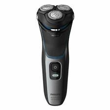 Philips S3122/51 Wet or Dry Electric Shaver - Shiny Black