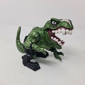 Rare Vintage Extreme Dinosaurs T-Bone T-Rex Figure Mattel 1996 Free Postage