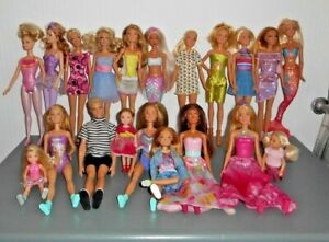 BARBIE DOLLS ~ LOTS OF VARIATIONS ~ AMAZING PRICES ~ UPDATED 13/10/21
