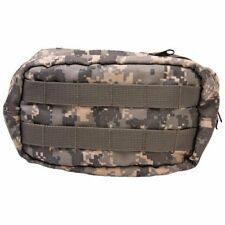 Valken V-Tac Zipper Pouch Acu Camo Tactical Airsoft Paintball One Size New