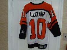 John LeClair Philadelphia Flyers Hockey Jersey