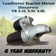 For Land Rover Starter Motor Discovery 3.5L 3.9L 4.0L Defender Range Rover V8
