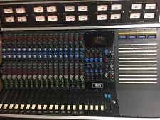 Vintage Studio Mischpult Mixer Switchcraft TT Patchbay Sifam VU Studer Netzteil