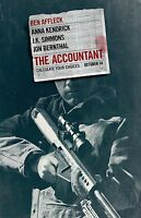 The Accountant movie poster : 11 x 17 inches - Ben Affleck poster