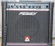 PEAVEY RAGE 158 TRANSTUBE GUITAR AMPLIFIER TWIN CHANNEL ELECTRIC GUITAR AMP LOFT