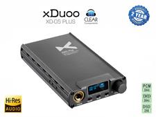XDUOO XD-05 PLUS PORTABLER MOBILE DAC DSD KOPFHÖRERVERSTÄRKER HEADPHONE AMP-BL*