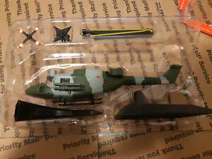 DeAgostini Altaya 1/72 British Army Westland Lynx AH.7 diecast helicopter